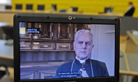 Pius ordinations ahead of Williamson appeal
