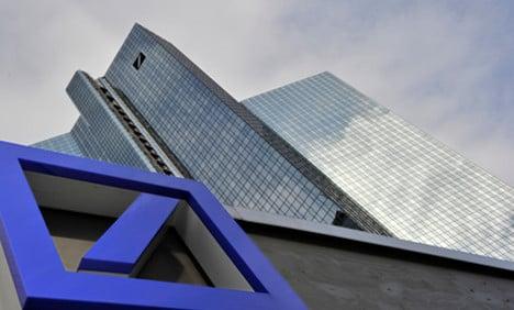 Deutsche Bank sued over financial crisis losses