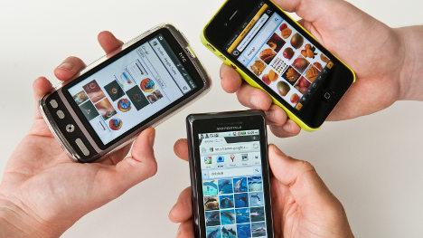 iPhone tax fraud scheme sparks huge raid