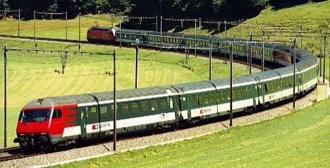 SBB seeks to slash Zurich-Bern travel time