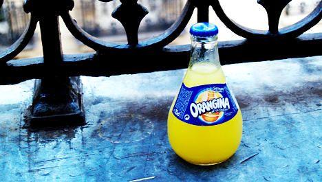 French soda Orangina marks 75 years of ad fizz