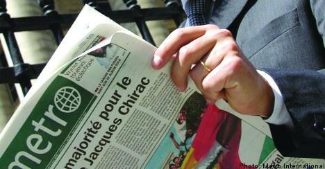 France sale boosts Metro earnings