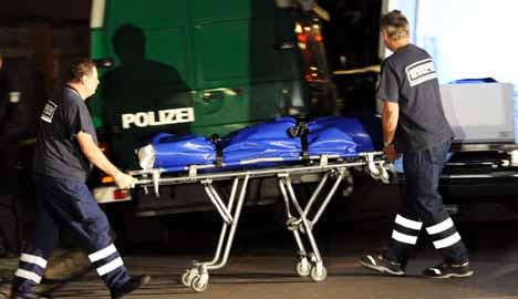 Six found dead in gas poisoning tragedy