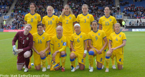 Swedes gunning for France in bronze game
