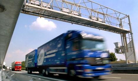Daimler and Telekom face billion-euro loss on road toll fiasco
