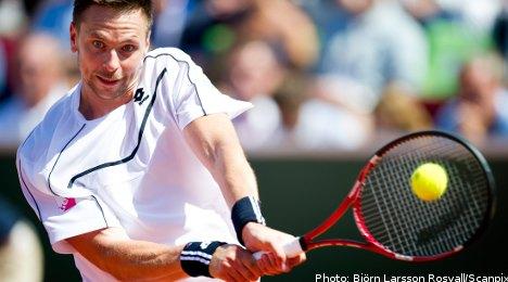 Söderling to face Ferrer in Swedish Open final