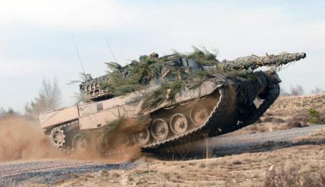 Merkel under fire for Saudi tank deal