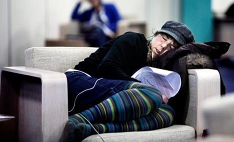 Union calls for lunchtime naps