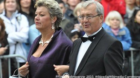 Former Swedish minister joins Goldman Sachs