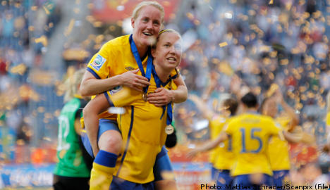 Sweden secures World Cup bronze