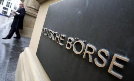 Shareholders back Deutsche Börse merger