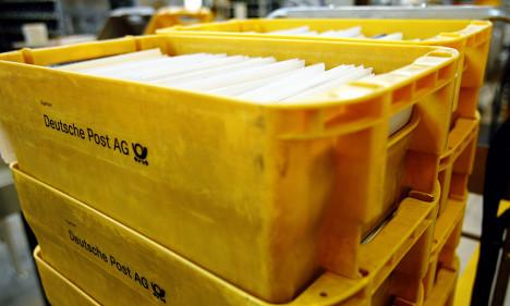 Deutsche Post struggles with rising mail theft