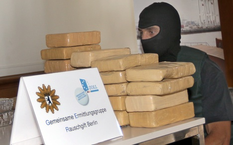 Police make second largest cocaine haul ever