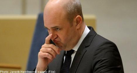 Reinfeldt pans proposed eurozone 'government'