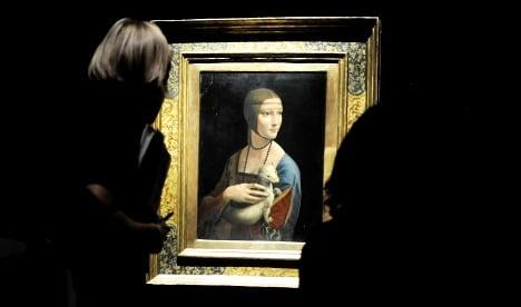 Da Vinci portrait looted by Nazi returns to Berlin