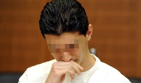 Frankfurt man confesses to killing US airmen