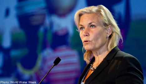 World Water Week opens in Stockholm
