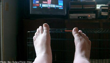 Swedish inmates complain over 'poor TV'