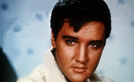 Elvis estate slaps German record label with lawsuit