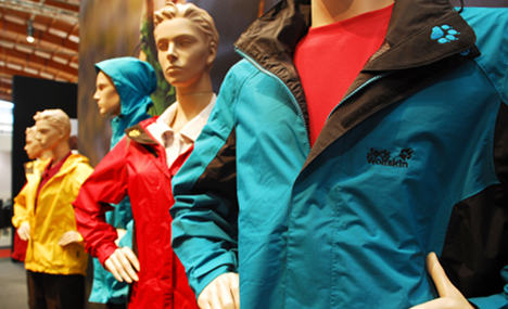 Outdoors clothes companies making major inroads
