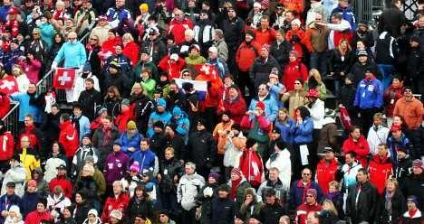 Swiss population at 7.9 million: statistics office