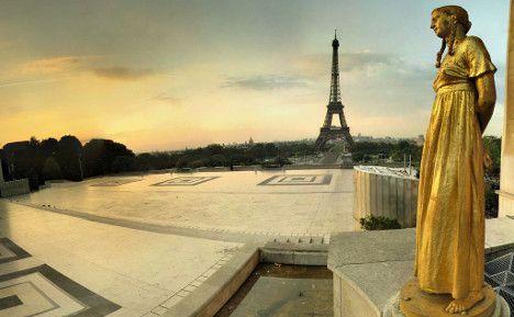 Paris tourism having record year