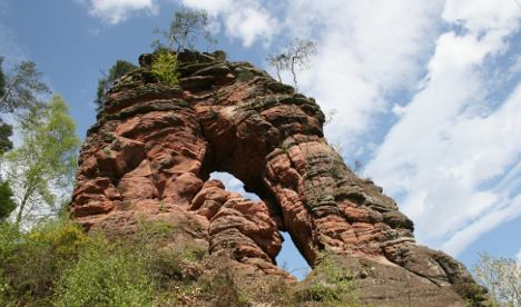 Climbing legends in the Dahner Felsenland