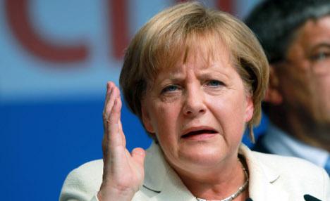 Germans doubt Merkel can avert financial crisis