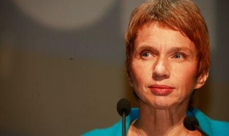 Bosses' leader blames US for euro problems