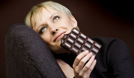 Work less and eat more chocolate, say heart experts