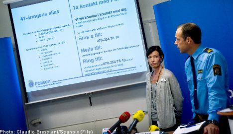 Swedish police launch paedophile victim appeal