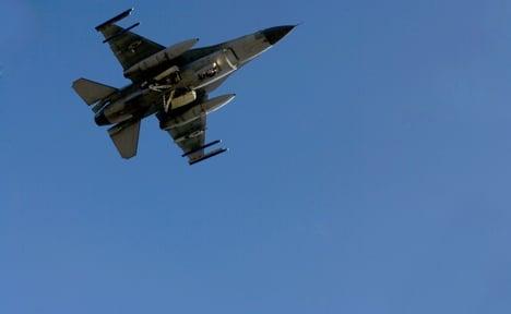 Merkel praises NATO for Libya campaign