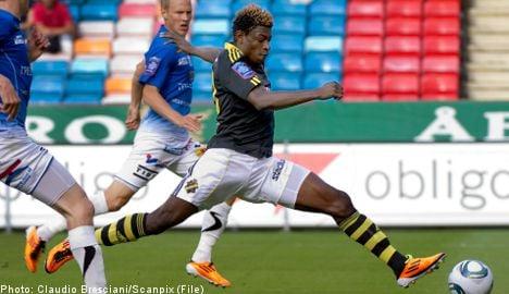Celtic scoops up Bangura from Stockholm's AIK