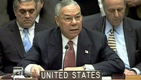 Ex-spy chief says BND 'misused' for Iraq War