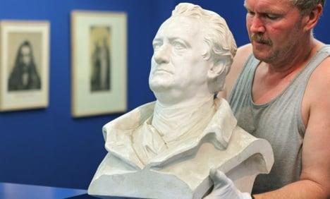Goethe voted greatest German
