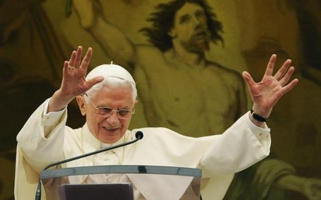 Pope's visit delays crucial euro-vote