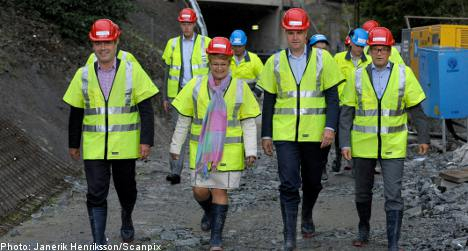 Sweden to spend billions on railway improvements