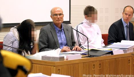 Students jailed for killing former teacher