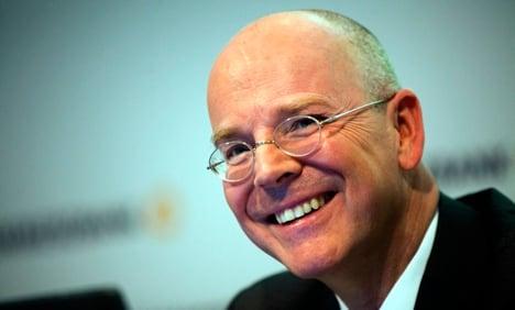 Bank boss calls for EU finance minister