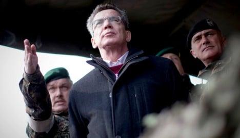 Defence officials split over troops for Libya