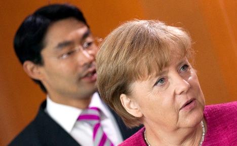 Tax cuts will be moderate, says Merkel