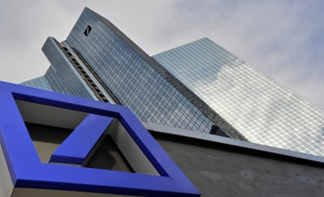 US prosecutors: Deutsche Bank was aware of mortgage fraud