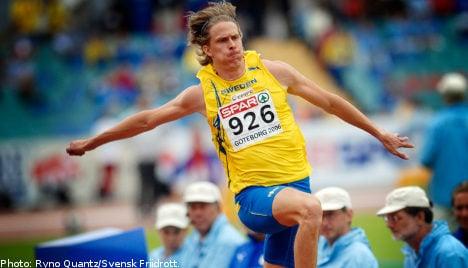 Swedish medal hopes scarce at athletics worlds