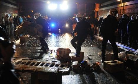 No major clashes at Hamburg's Schanzenfest