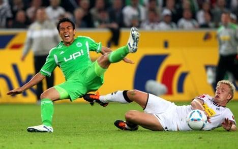 Mönchengladbach trounce Wolves