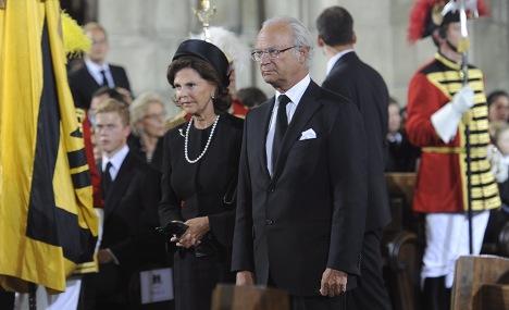Restaurant turns down Swedish royalty
