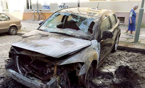 Citizen patrols mooted to stop car arsons