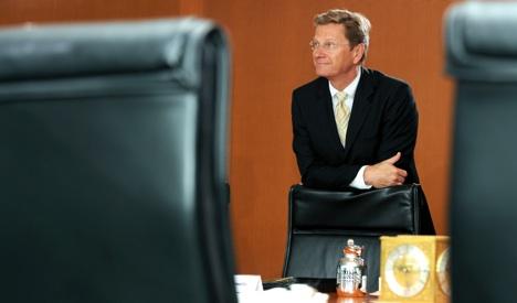 FDP leadership backs beleaguered Westerwelle