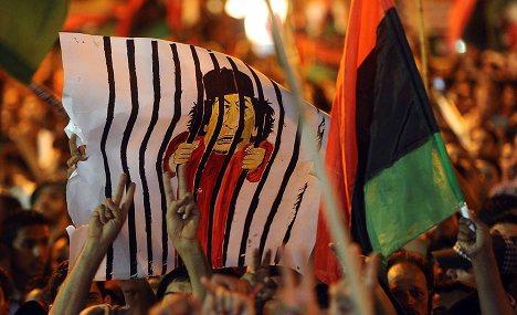 Berlin mulls troops for post-Qaddafi Libya