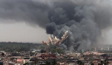 Greens MP says involvement in NATO Libya mission illegal